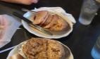 Hill's Lexington BBQ - sliced & chopped