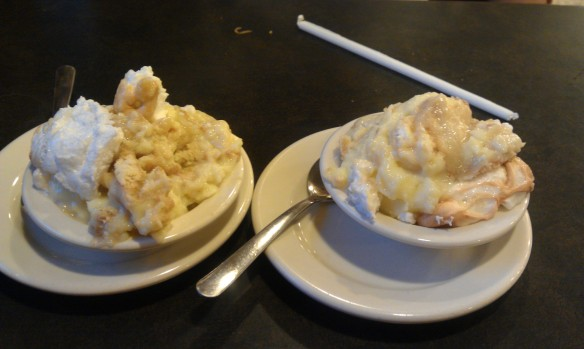 Hill's Lexington BBQ - Banana Pudding