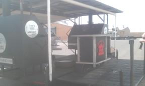BBQ Smoker 8